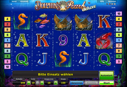 dolphins-pearl-deluxe novoline online slot