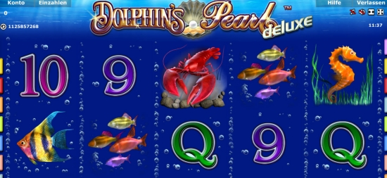 Novoline Spiele - Dolphins Pearl