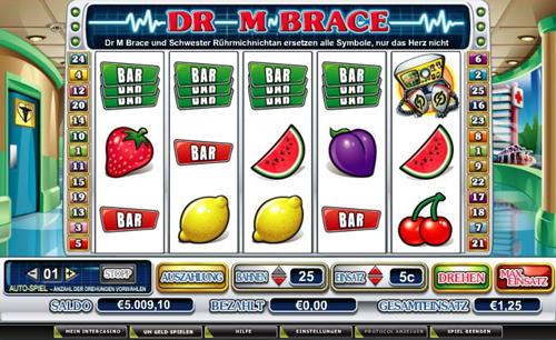 online slot dr m brace im intercasino