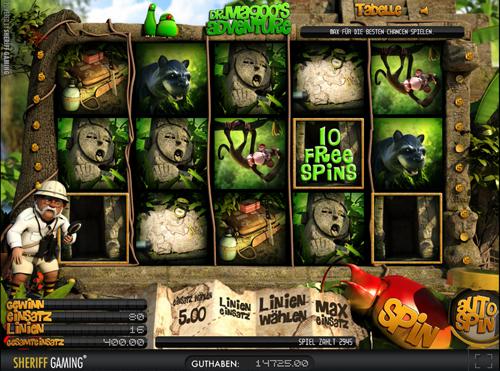 dr magoos adventure online slot im sunmaker casino