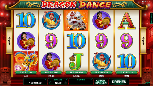 dragon-dance online slot