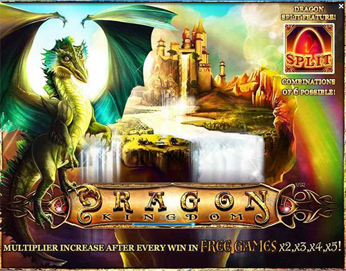 online slot dragon kingdom