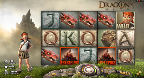 dragons-myth online slot