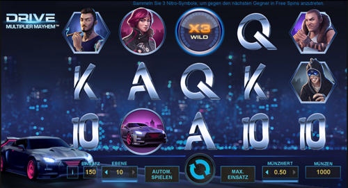 drive-multiplier-mayhem online slot