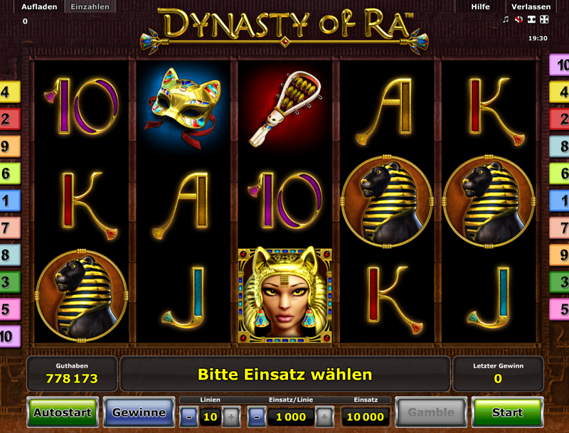 online casino book of ra ra sonnengott