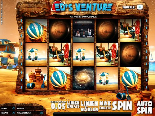 Eds Venture Merkur
