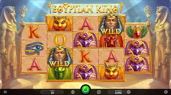 Egyptian King Vorschau