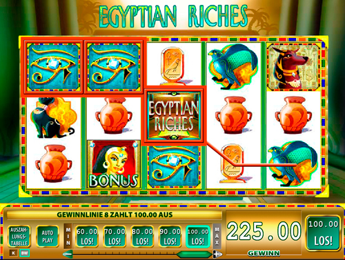 egyptian-riches