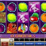 elementals online slot
