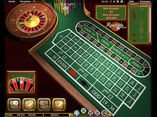 online casino roulette neue spielautomaten