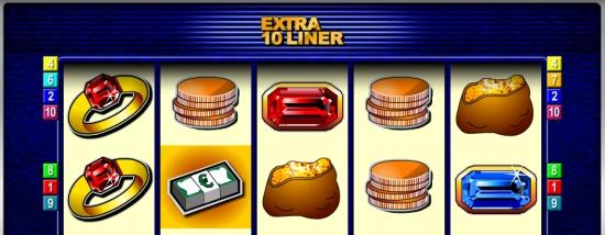 extra 10 liner gratis spielen