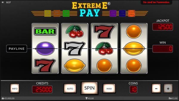 Extreme Pay Vorschau