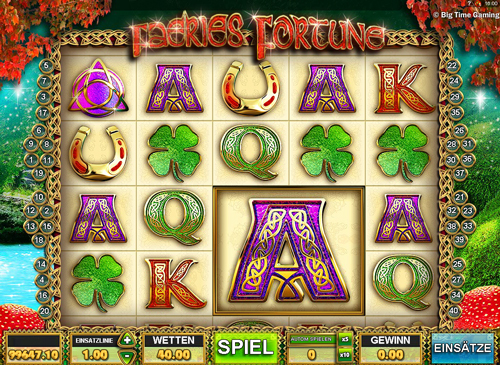faeries-fortune online slot