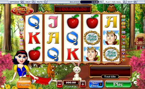 fairest-of-them-all online slot