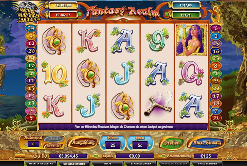 online slot fantasy realm im intercasino