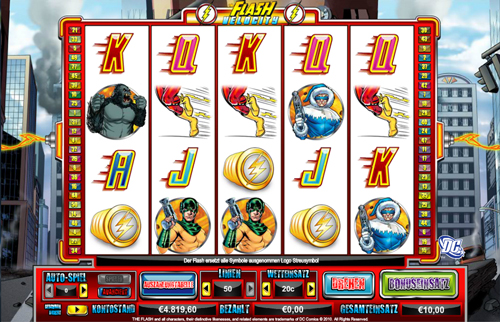 online slot flash im inter casino