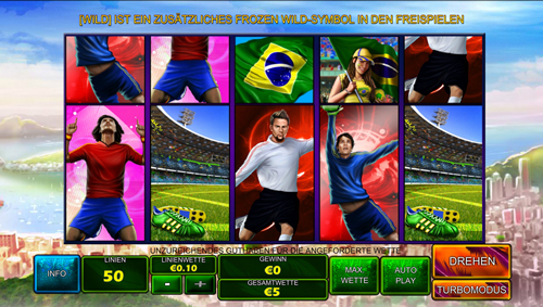 football-carnival online slot