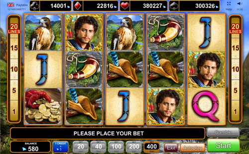forest-band online slot