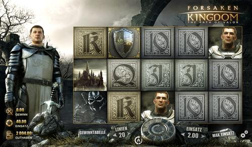 forsaken-kingdom online slot