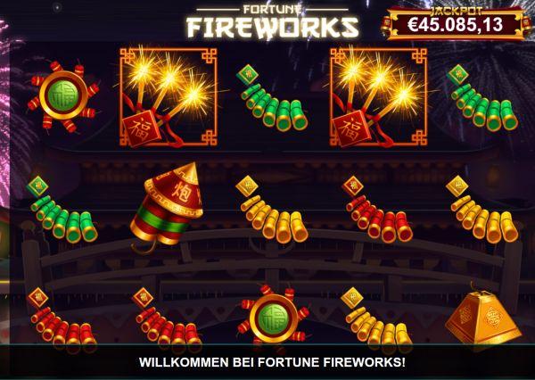 Fortune Fireworks Slot Vorschau