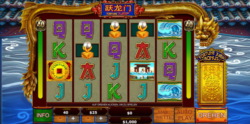 fortune-jump online slot
