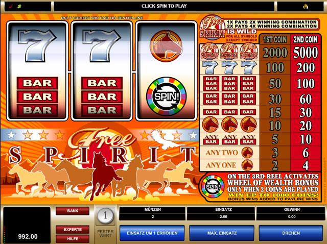 Free Spirit Online Slot