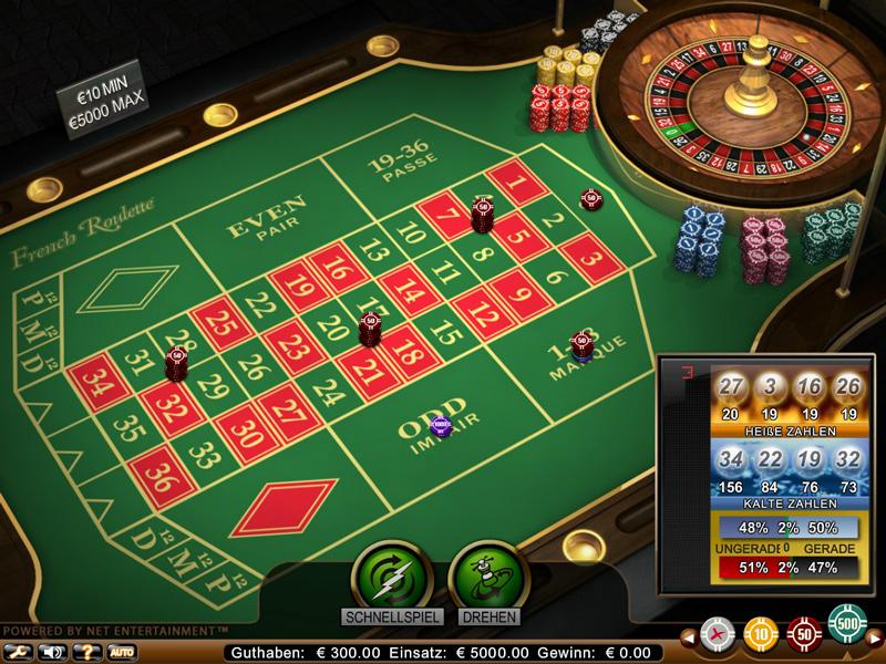Mein Roulette Online Online Casinos Das Roulette Portal