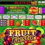 fruit fiesta gewinne