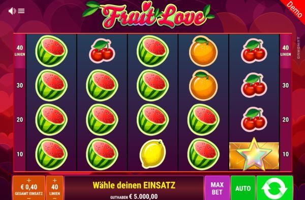 Fruit Love Vorschau