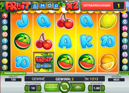 fruit shop online slot im betsson casino