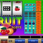 fruit slots spielen