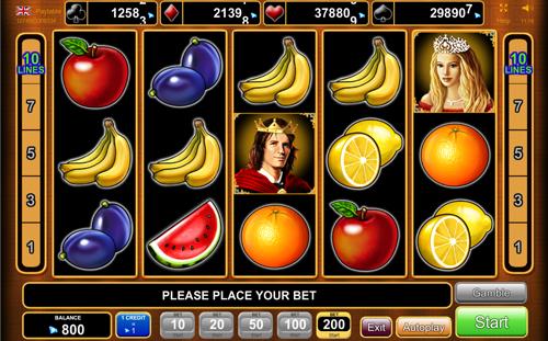 fruits-kingdom online slot