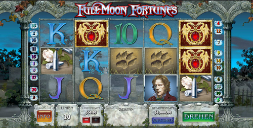 fullmoon-fortunes online slot