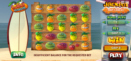 funky-fruits-jackpot online slot