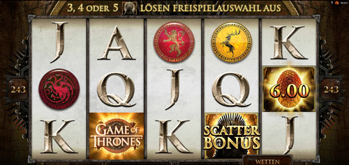 game-of-thrones online slot