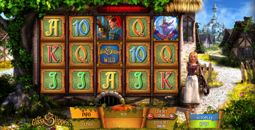 glass-slipper online slot