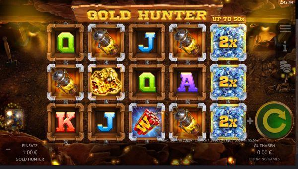 Gold Hunter Vorschau
