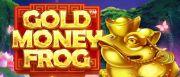 Gold Money Frog Logo