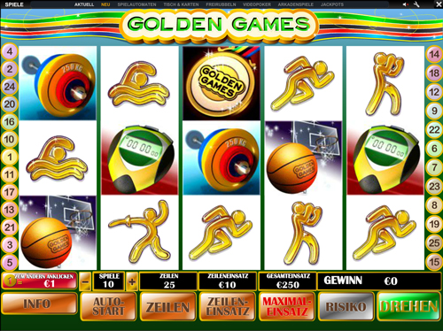 golden-games online slot