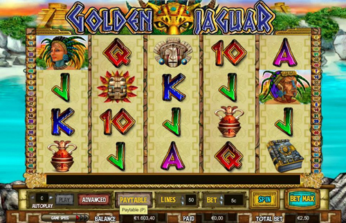 online slot golden jaguar im intercasino