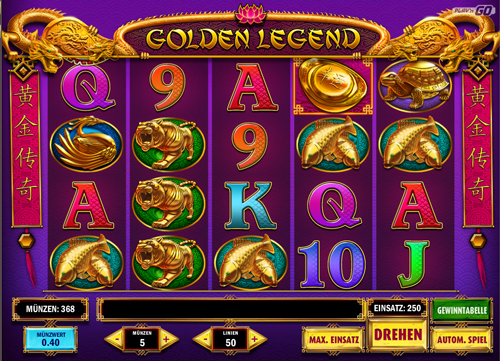 golden-legend online slot