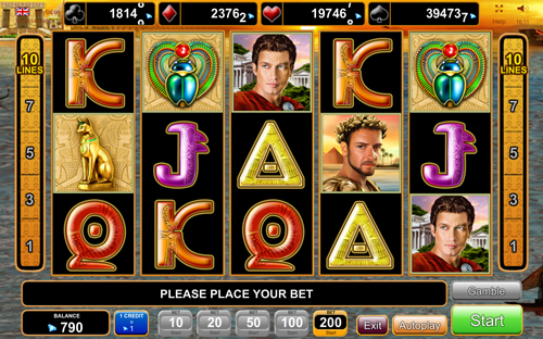 grace-of-cleopatra online slot