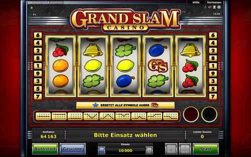 grand casino online  gewinne