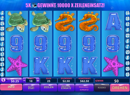 great-blue online slot