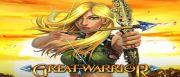 Great Warrior Slot Logo