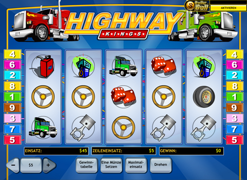 highway-kings online slot