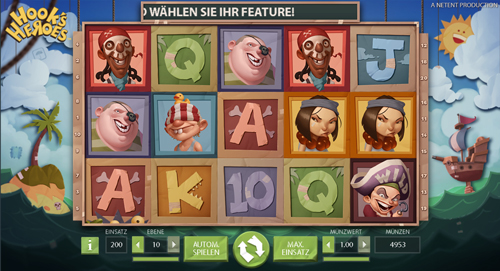 hooks-heroes online slot