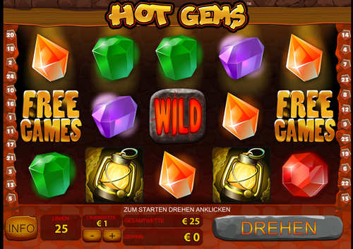 hot-gems online slot