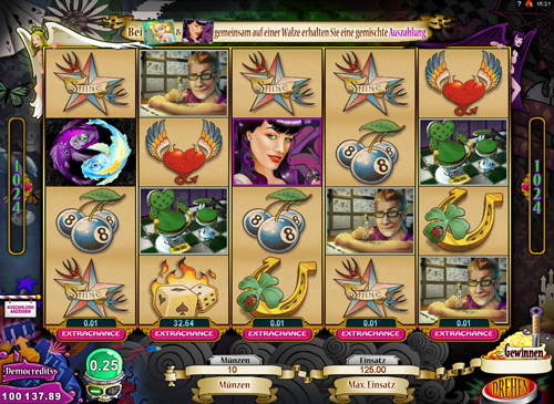 hot-ink online slot
