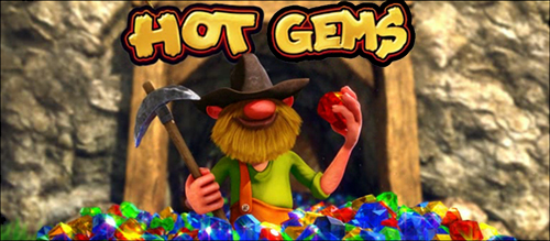 hot gems online slot